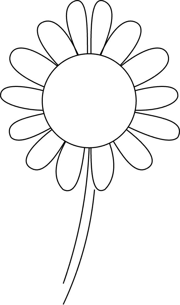 Nett Sonnenblumen Malvorlagen Zum Ausdrucken Galerie - Beispiel ...